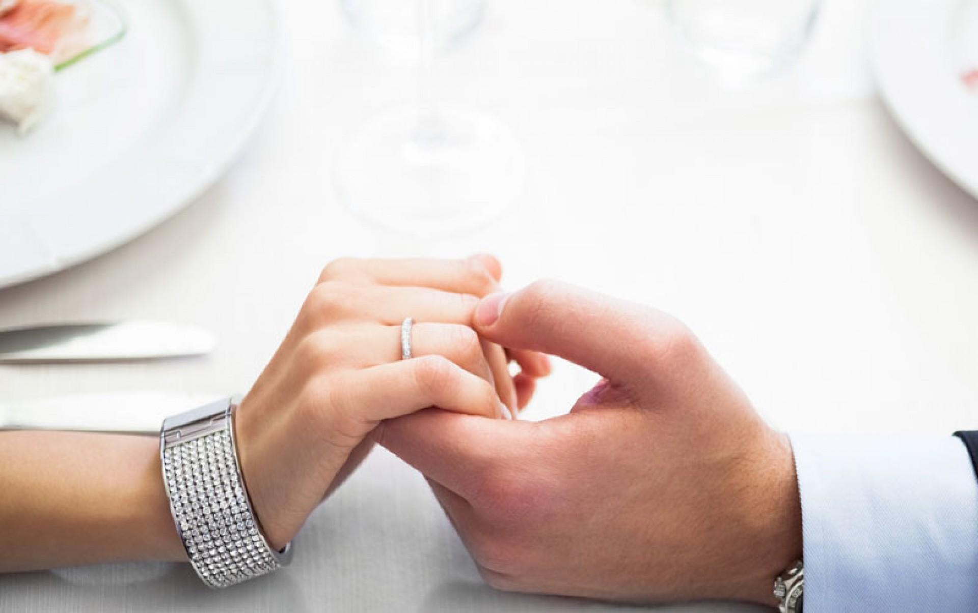 Alianças de Casamento são o símbolo mais forte do casamento