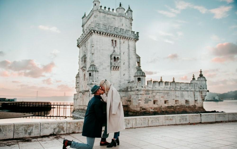 Foto: Anel de Noivado simboliza a união do casal