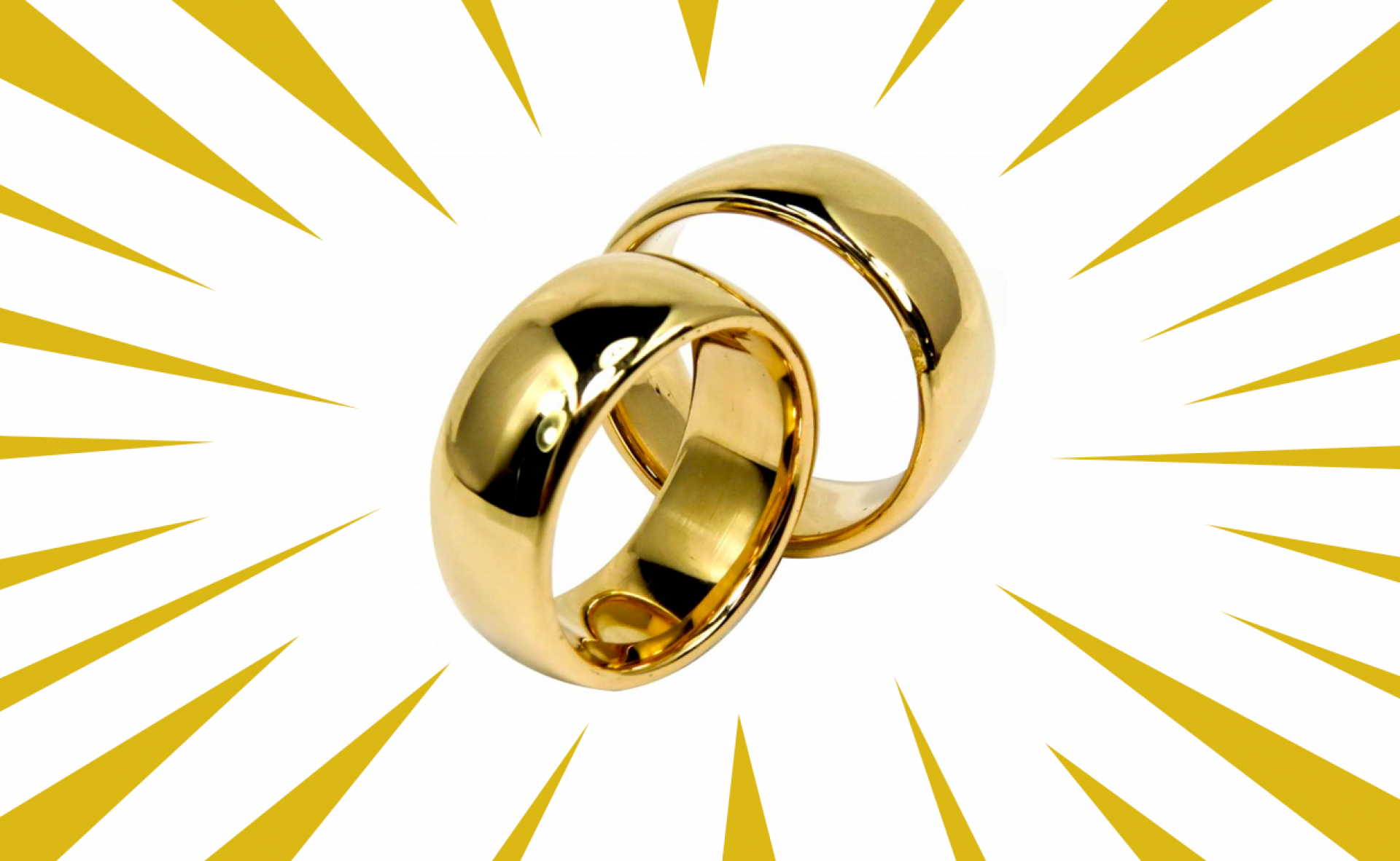 Como escolher a aliança de casamento perfeita?