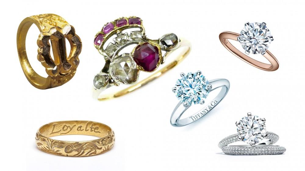 Foto: Conheça a história do anel de noivado em 1 minuto!
