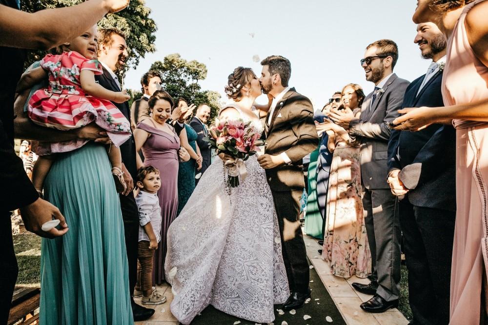 Foto: Maio, mês das noivas! Já escolheu as suas alianças de casamento?
