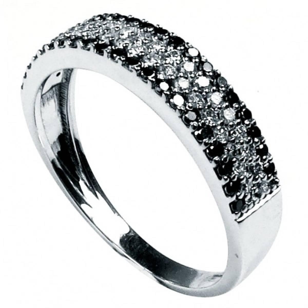 Anel de Noivado em ouro de 9 e 19 kts, c/ diamantes ou zircónias