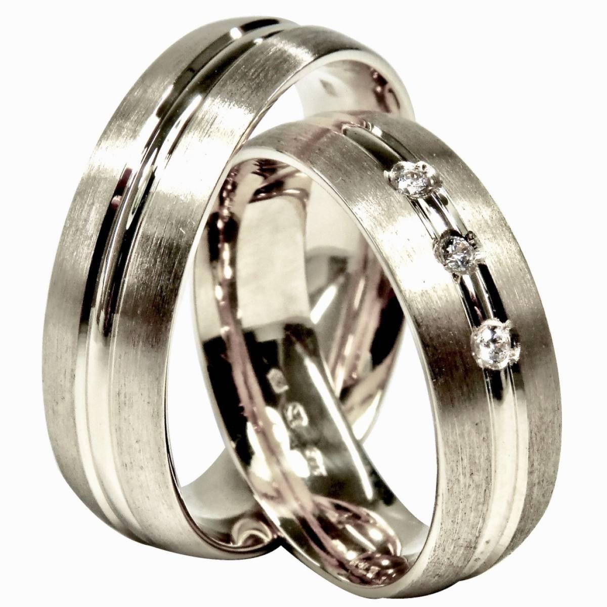 Alianças de Casamento em ouro amarelo ou rosa, de 9 ou 19,2 kts