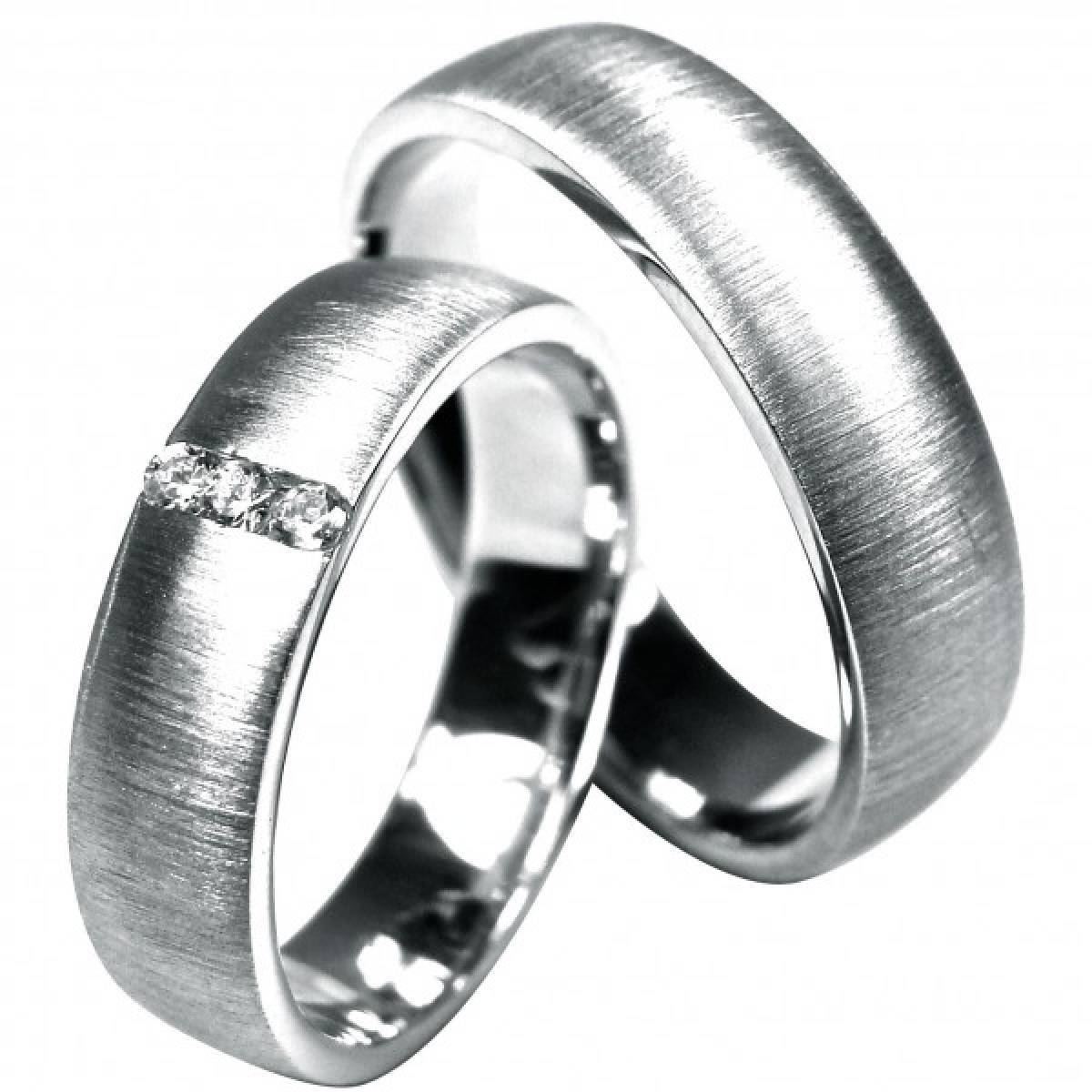 Alianças de Casamento Ouro de 9 e 19 kts, com Diamantes ou zircónias